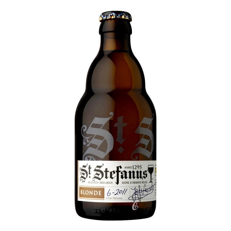 Bières, vins & spiritueux: Les plaisirs et découvertes alcoolisées des papouilleux - Page 8 25808-biere-st-stefanus-blonde