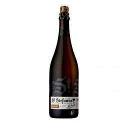 Bouteille de bière st STEFANUS Blonde 7° 75 cl
